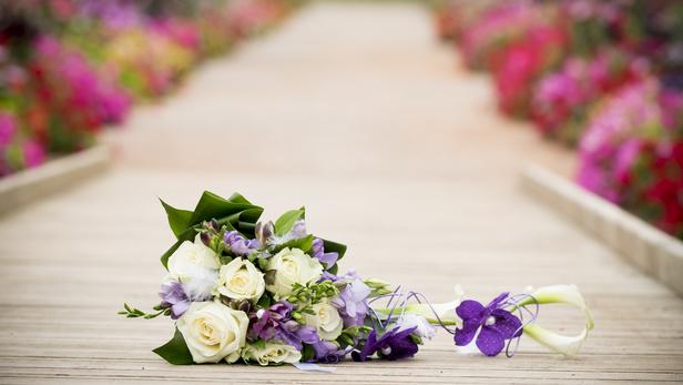 Le petit marché aux fleurs, compositions florales pour mariage à Saint-jean