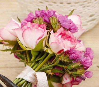<span>Bienvenue </span> Au petit marché des fleurs <br/> Chez Jocelyne