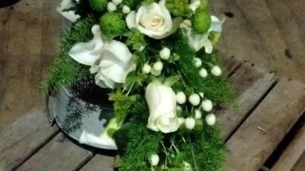 Création de bouquets de mariées près de Saint-Jean