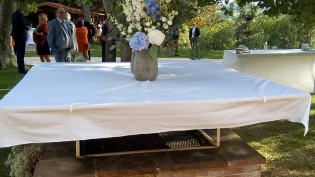 Création de décoration de mariage à Saint-Jean