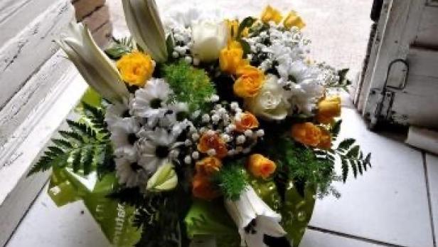 Réalisation de bouquet rond à Saint-Jean