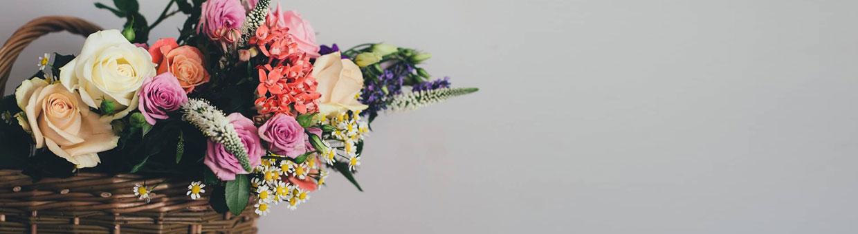 gerbe florale pour funéraille